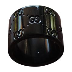 Ring GUCCI Black