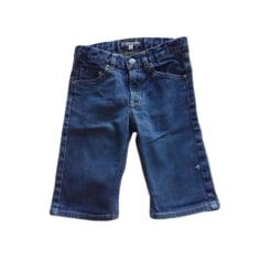 Bermuda Shorts BONPOINT Blue, navy, turquoise