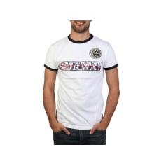 Tee-shirt Geographical Norway  pas cher