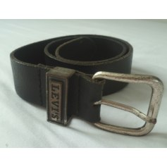 Wide Belt LEVI'S Black