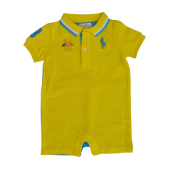 Polo RALPH LAUREN Yellow