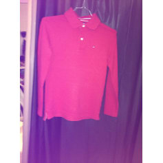 Polo TOMMY HILFIGER Red, burgundy