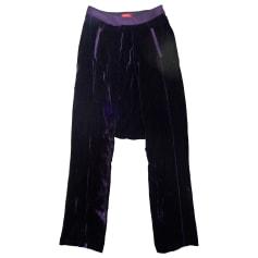 Sarouel CHACOK Violet, mauve, lavande