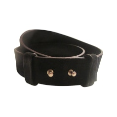 Wide Belt THEORY Black