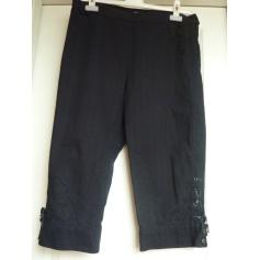 Pantalon droit BLEU DE SYM Noir
