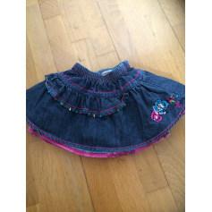 Skirt KENZO Blue, navy, turquoise