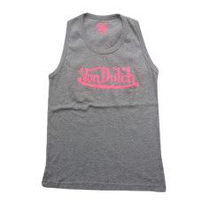 25e3399959c2 Tops, T-Shirt VON DUTCH Grau, anthrazit