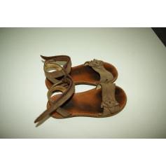Sandales ASTER Marron