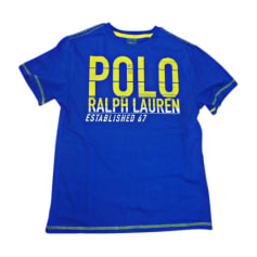 T-Shirts RALPH LAUREN Blau, marineblau, türkisblau
