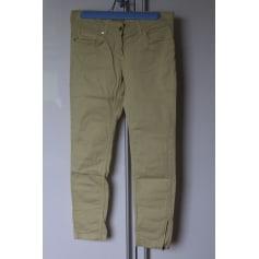 Jeans slim KOOKAI Jaune
