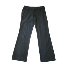 Pantalon large PROMOD Noir