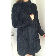 Cappotto in pelliccia MARNI Nero 0959270b8a0