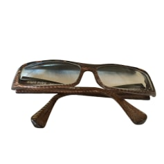 Monture de lunettes ALAIN MIKLI Marron