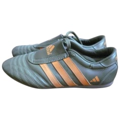 Baskets ADIDAS Kaki