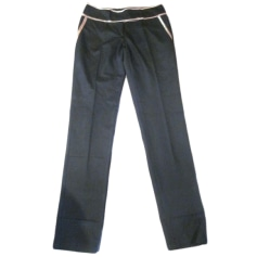 Pantalon droit Lulumary  pas cher