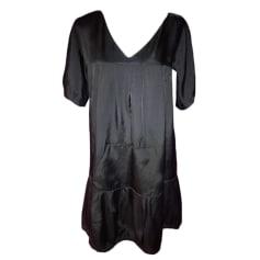 Robe courte MIU MIU Noir