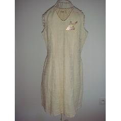 Robe courte Nazca  pas cher