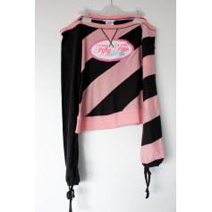 Top, tee-shirt 55DSL Rose, fuschia, vieux rose