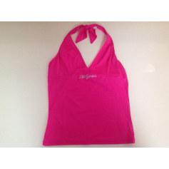 Tank Top D&G JUNIOR Pink, fuchsia, light pink