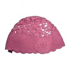 Sunhat KENZO Pink, fuchsia, light pink