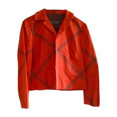 Blazer, veste tailleur ALBERTA FERRETTI Orange