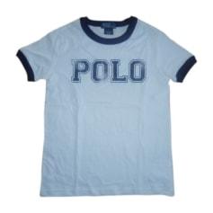 T-Shirts RALPH LAUREN Weiß, elfenbeinfarben