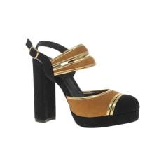 Sandales à talons ASOS Multicouleur