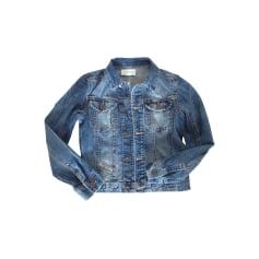 Jacket DIESEL Blue, navy, turquoise