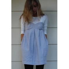 Robe courte H&M Gris, anthracite