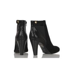 Bottines & low boots à talons JONAK Noir
