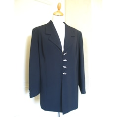 Blazer, veste tailleur MARCELLE GRIFFON Noir