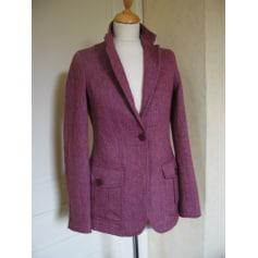 Jacket DKNY Red, burgundy