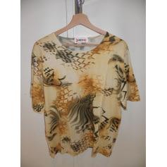 Top, tee-shirt MARCELLE GRIFFON Multicouleur