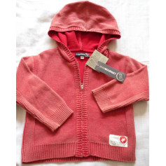 Gilet, cardigan JEAN BOURGET Rouge, bordeaux