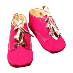Slippers JACADI Pink, fuchsia, light pink