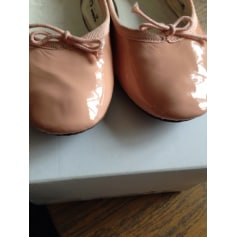 Ballet Flats REPETTO Pink, fuchsia, light pink