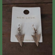 Boucles d'oreille New Look  pas cher