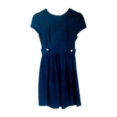 Robe courte ASOS Bleu, bleu marine, bleu turquoise
