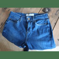 Jeans droit Topshop  pas cher