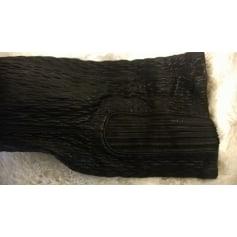 Bottes cuissards CHANEL Noir