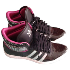 Baskets ADIDAS Noir
