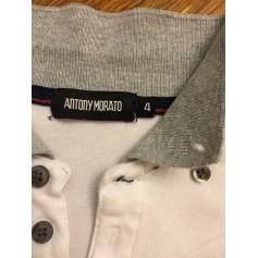 Poloshirt ANTONY MORATO Weiß, elfenbeinfarben