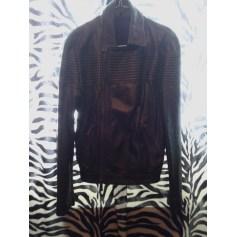 Zipped Jacket K KARL LAGERFELD Black