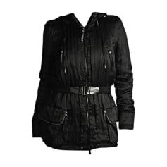 Down Jacket DIESEL Black