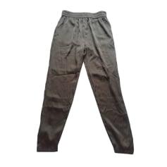 Pantalon large Amisu  pas cher