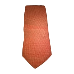 Cravate DIOR Orange