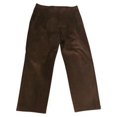 Pantalon droit Ermenegildo Zegna  pas cher