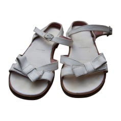 Sandals JACADI White, off-white, ecru