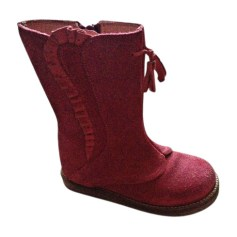 Boots JACADI Pink, fuchsia, light pink