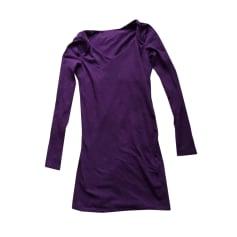 Robe courte ASOS Violet, mauve, lavande